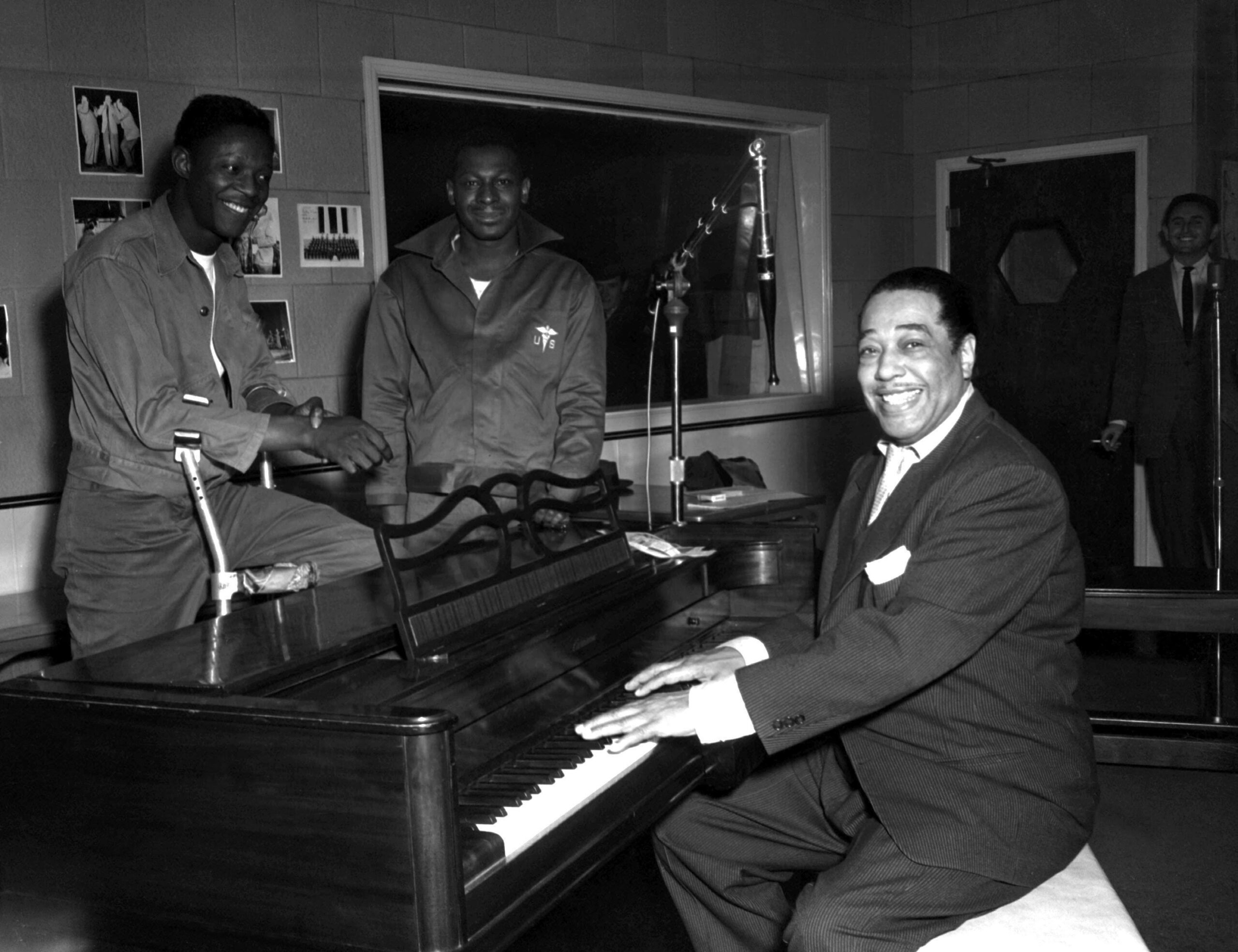 THE TRAVELING JAZZ CULTURE: A BRIEF HISTORY